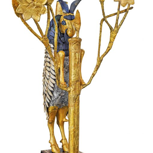 Statue of Ram in the Thicket
